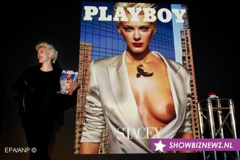 Stacey Rookhuizen playboy naakt foto